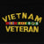 VIETNAM VETERAN WATCH CAP (BLACK)
