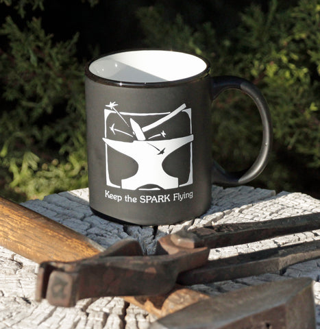 Sparking Anvil Logo 11oz. Mug