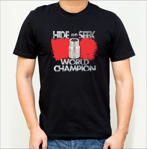 10MM - Hide & Seek World Champion T-Shirt