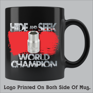 10MM Hide and Seek Champion Coffee Mug (11oz and 15oz available)