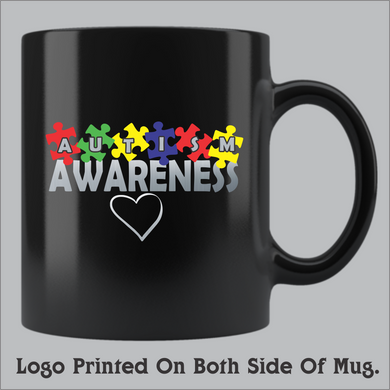 Autism Awareness Coffee Mug (11oz and 15oz available)