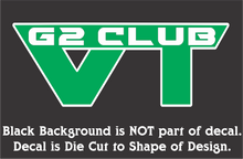 Load image into Gallery viewer, VTG2 Club Decals