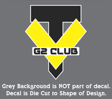 Load image into Gallery viewer, VTG2 Club Decals (Alternate Design)