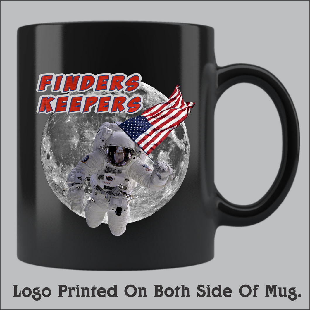 Finders Keepers Coffee Mug (11oz and 15oz available)