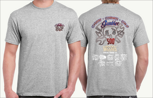 Gambler Aug 1-2, 2020 Event T-Shirt