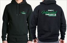 Load image into Gallery viewer, Official Indy Integrated Imports Hoodies (13 color combos)