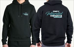 Official Indy Integrated Imports Hoodies (13 color combos)