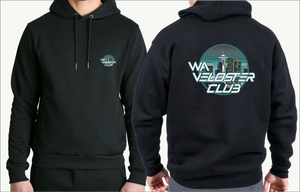 Official WA Veloster Club Hoodies - 6 Sizes