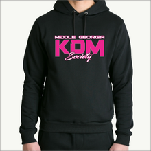 Load image into Gallery viewer, Middle Georgia KDM Society Hoodies (8 Colors)