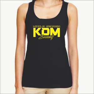 Middle Georgia KDM Society Ladies Tank (8 Colors)