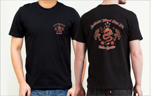 Load image into Gallery viewer, Lockhart's Internal Kung Fu T-Shirt (3 Variations)