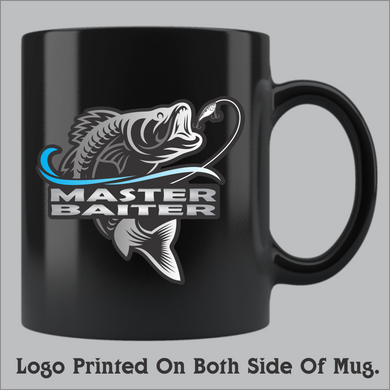 Master Baiter Coffee Mug (11oz and 15oz available)