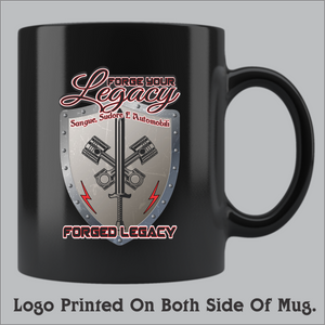 Forged Legacy Coffee Mug (11oz and 15oz available)