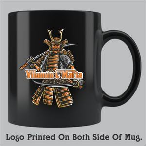 Vitamin C Mafia Shogun Coffee Mug (11oz and 15oz available)