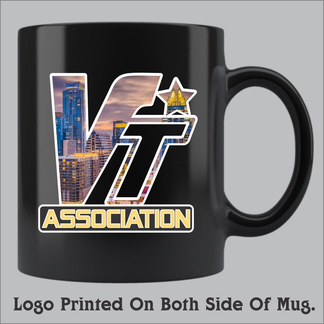 VT Association Coffee Mug - Texas Edition (11oz and 15oz available)