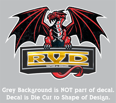 Official RVD-5 Event Decal!