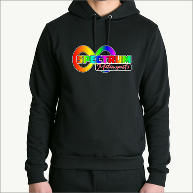 Spectrum Motorsports Hoodies (6 Color Combos)