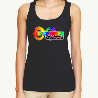 Spectrum Motorsports Ladies Tanks (6 Color Combos)