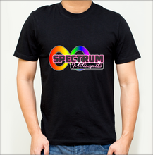 Load image into Gallery viewer, Spectrum Motorsports T-Shirts (6 Color Combos)