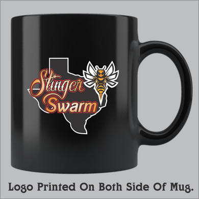 Stinger Swarm - Texas Coffee Mug (11oz and 15oz available)