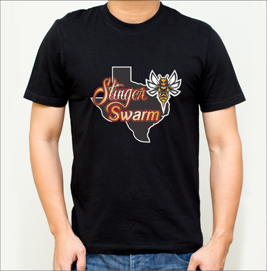 Stinger Swarm- Texas T-Shirt (3 Variations)