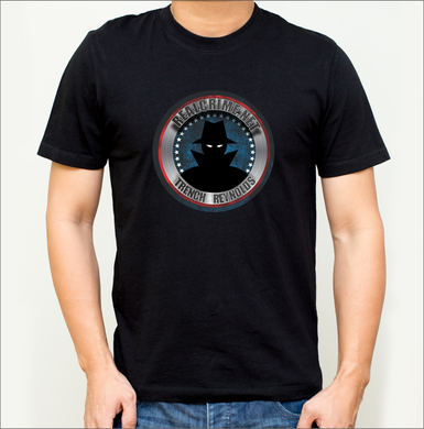 RealCrime.net T-Shirt (3 Variations)