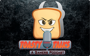 Toasty Talks Gamers Podcast Mouse Pad (2 Sizes)