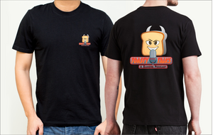Toasty Talks - Gamer Podcast T-Shirt (3 Variations)