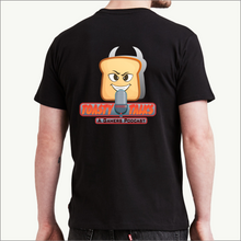 Load image into Gallery viewer, Toasty Talks - Gamer Podcast T-Shirt (3 Variations)