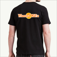 Load image into Gallery viewer, Vitamin C Mafia T-Shirt (Text & Slice)
