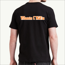 Load image into Gallery viewer, Vitamin C Mafia T-Shirt (Text Only)