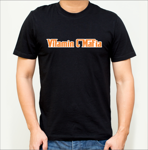 Vitamin C Mafia T-Shirt (Text Only)