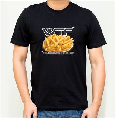 WTF - Where's the Fries?