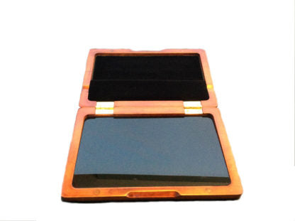 Wood Reed Case for 6 Clarinet or Alto Saxophone Reeds - Dolce Music Store