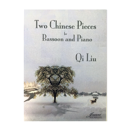 Two Chinese Pieces for Bassoon and Piano – Qi Liu - Dolce Music Store