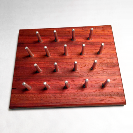 Bassoon Reed Drying Rack 18 Pegs - Dolce Music Store
