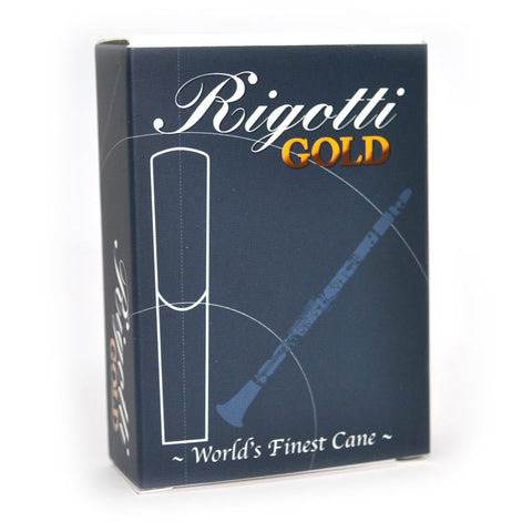 Rigotti Gold Reeds – Clarinet – Box of 10 - Dolce Music Store