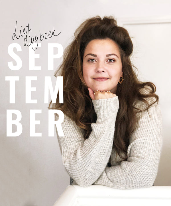 Lief dagboek - September 2018
