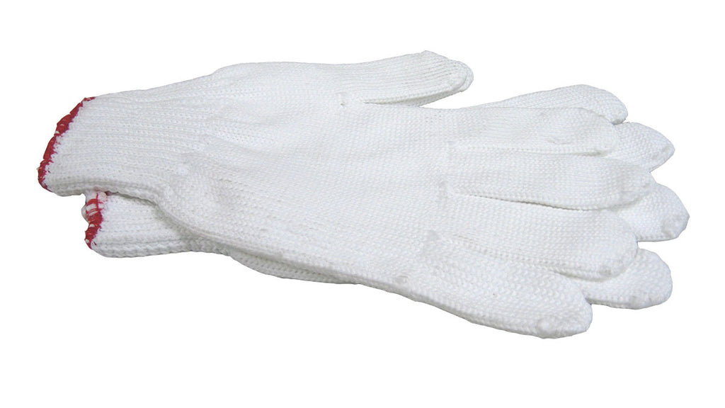 Heavy Duty 100% Polyester Work Glove – Dozen