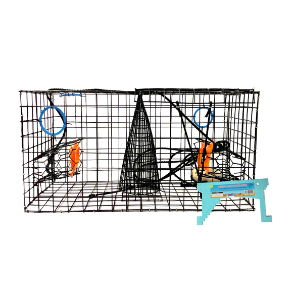 Joy Fish Maryland Blue Crab Heavy Duty Crab Trap, 24