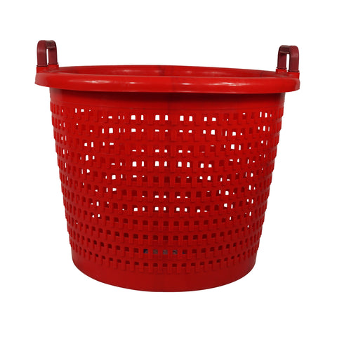 Joy Fish Heavy Duty Large Multi-Usage Baskets- for fishing, indoor, outdoor,Bulk 5 pcs and 10 pcs