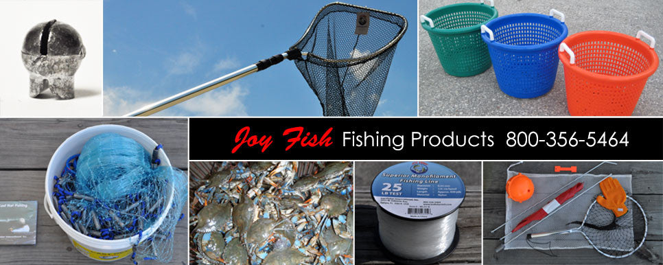 Shop Joy Fish Consumer Fishing Products