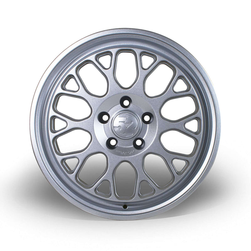 "Formula GT (19"" x 8.5J) Speed Silver-Wheels-Fifteen52-Stance Fittings 