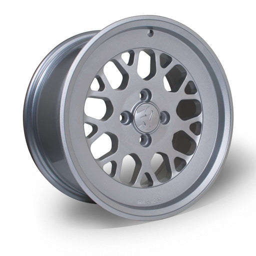 "Formula TR (16"" x 9J) Speed Silver-Wheels-Fifteen52-Stance Fittings 