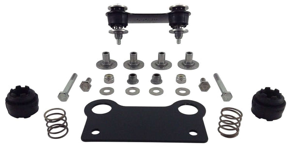 Dual Compressor Isolator Kit-Air Lift Performance Accessories-Stance Fittings | The Southern Stance Specialist
