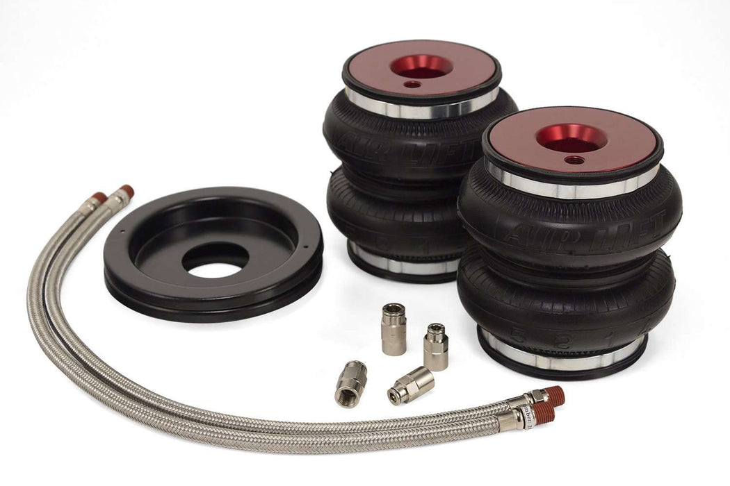 96-02 BMW Z3 (E36/E37), 98-02 Z3M Roadster (E36/E37), 98-02 Z3M Coupe (E36/E38) - Rear Kit without shocks-Air Lift Performance Rear Suspension-Air Lift Performance-Stance Fittings | The Southern Stance Specialist