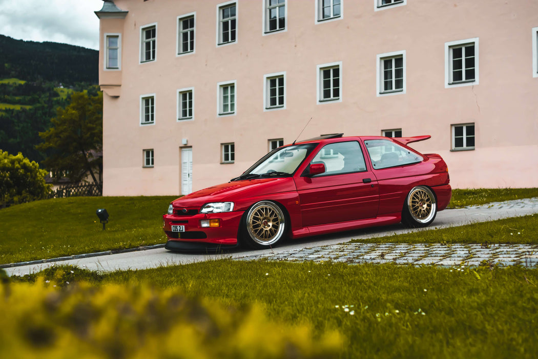 Ford Escort Cosworth-Prints-Stance Fittings-Stance Fittings | The Southern Stance Specialist
