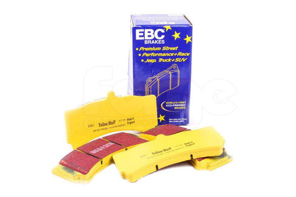 EBC Yellow Stuff Front Pads for the Forge Big Brake Kits-Brake Pads-EBC-Stance Fittings | The Southern Stance Specialist
