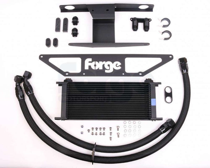 Engine Oil Cooler for the Audi RS4 4.2 (B7 2006-2008)-Oil Cooling-Forge Motorsport-Stance Fittings | The Southern Stance Specialist
