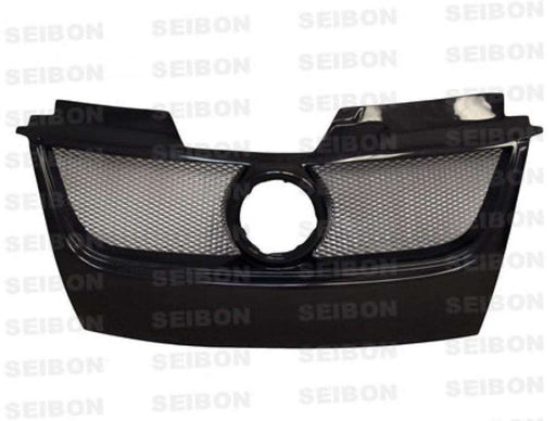TB-STYLE CARBON FIBRE FRONT GRILLE FOR 2006-2009 VOLKSWAGEN GOLF GTI Carbon Parts